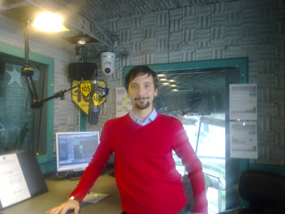Acquario diretta a Radio 105