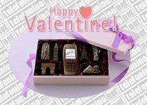Nokia 6650...di cioccolato!