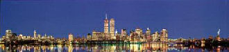 New York prima dell'11 settembre 2001
