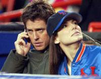 Sandra Bullock e Hugh Grant