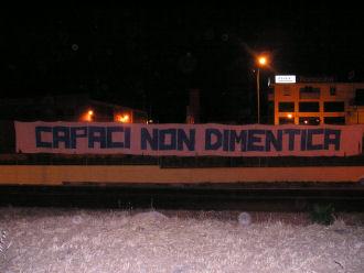 CAPACI NON DIMENTICA