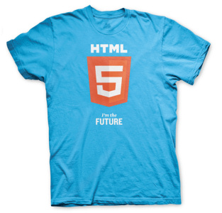 HTML5 - t-shirt