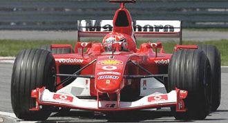Schumacher a Montreal