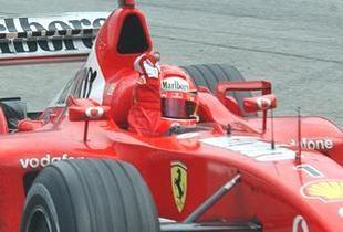 Schumacher vince a Imola