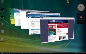 Desktop 3D in una serata di liveblogging