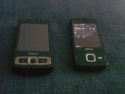 Nokia N95 8Gb e Nokia N85