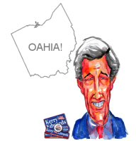 Oahia!