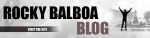 ROCKY BALBOA BLOG