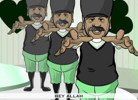 Saddam in versione Outkast!