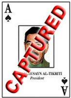 Saddam captured
