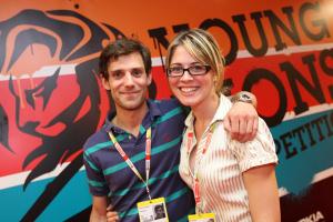 Stefano Migliore e Francesca Casadei