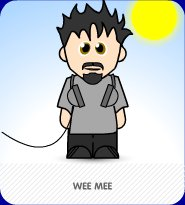 Tony in versione WeeMee