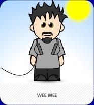 Tony in versione WeeMee