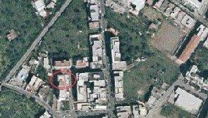 Casa mia dal satellite