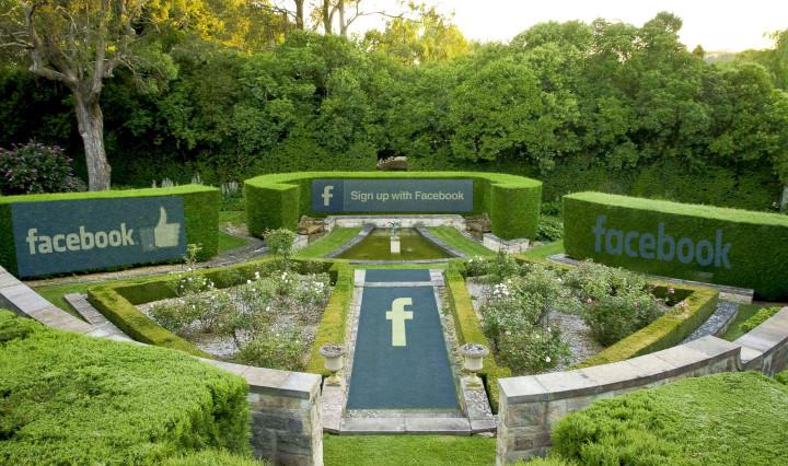 Da un mese facebook ha alzato le mura del suo walled garden