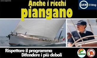 Anche i ricchi piangano - Massimo D'Alema