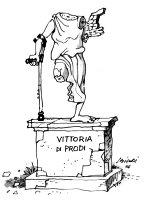 Vittoria di Prodi
