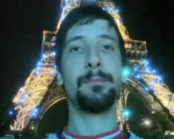 Vlog Tour Eiffel