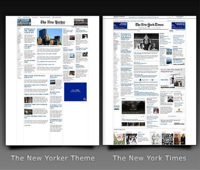 WordPress e i cloni - The New York Times