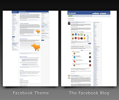 WordPress e i cloni - facebook